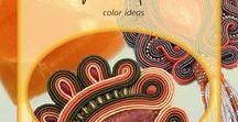 Orange and brown - color ideas / Everything in orange or brown: jewelry, animals, objects, decorations. Ideas for the use of the color orange and brown. Wszystko w kolorzebrązowym, rudym, pomarańczowym: biżuteria, zwierzeta, przedmioty, dekoracje. Pomysły na zastosowanie koloru brżowego i pomarańczowego.