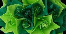math origami / mathematical origami, paper solids, matematyczne origami, papierowe bryły, wielościany