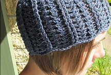 Crochet hat patterns I've used / Patterns I've used, tested, modified, adapted