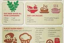 Health / Tips for eating healthy and gluten free.  I found out gluten and soy aggravate atopic eczema .. since going GF 2 years ago, not one relapse of eczema and (familial) high cholesterol lowered by 15% with no meds.