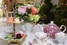 Tea Room / Photos from our tea room.
