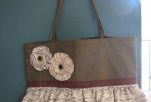 Totes, Bags, Purses - Sewn