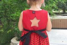 Sewing - little girs' dresses