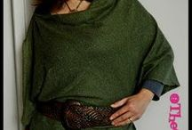 Sewing for women   / Dresses, tops, skirts,