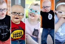 OUR SHIRTS / Cool, hip shirts that make wearing glasses and patching fun for kids and adults.