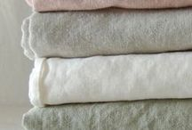 Dyed linen