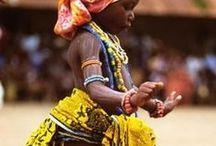 Africa in my heart