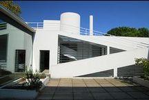 A- ARQUITECTURA / Moderna y Contemporánea, los valores perennes de la arquitectura son siempre actuales. Espacio: luz- volumen-proporcion-color / by Joan Daniel Quijada