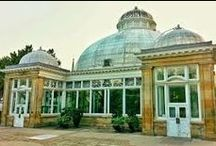 old fashioned conservatories