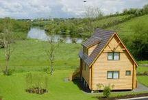 Holiday Lodges / IJM Timber frame