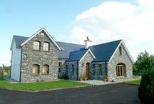 Galway Houses / IJM Timber Frames