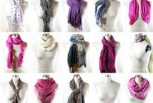 Sewing - easy peasy scarves, shawls, shrugs and ponchos.