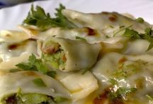 Pierogi / Pierogies, Dumplings