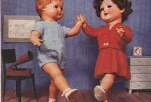dolls and trousseau