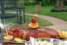 Grill w ogrodzie/ Grill in the garden / Zapraszamy do organizacji grillów firmowych i wszelkich imprez okolicznościowych!  www.hotelpiast.pl