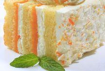 Cake Recipes / Tasty cakes