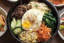 Korean Food / 한국 전통 음식 종류 및 레시피