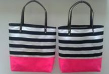 Bags by Button and Boo Designs / Colourful, vibrant and stylish. A bag for any occasion!