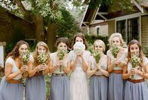 Bridesmaids / Inspiration dresses for my lovely Bridesmaids :) Feel free to comment!