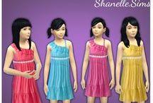 Vêtements Enfant (Sims 4)