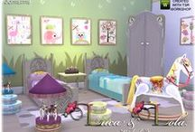 Chambre Enfant (Sims 4)