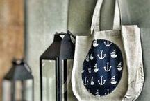 NATURAL BAGS by HANAKO / Worki do przechowywania oraz Torby wykonane z najwyższej jakości LNU i BAWEŁNY
