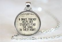 Gifts For The Dance Teacher