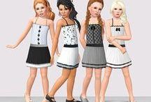 Vetement Enfant (Sims 3)