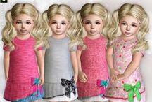 Vêtement Bambin (Sims 3)