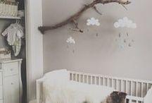 LA HABITACIÓN DEL BEBÉ / Ideas para decorar la habitación del bebé