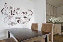 FRASES PARA DECORAR PAREDES / Frases, vinilos, citas famosas... para decorar paredes