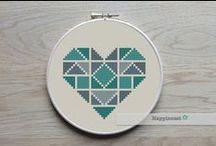 Cross-stitch