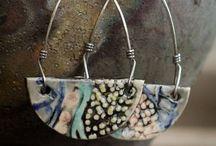 Ceramics: Jewelry