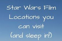 Star Wars Locations / Calling all Star Wars fans, visit locations where the films were set!