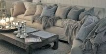 Comfy Couch / Living space decor