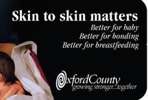 Breast is Best / October 1-7, World Breastfeeding Week in Canada