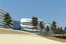 Un edificio que fusiona la tierra y el mar / Zalewski Architecture Group