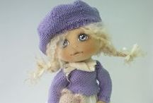 Muñecas & cute dolls / by Believe in Angels