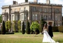 Favourite Wedding Venues / A selection of our favourite UK wedding venues including London hotels, Stately Homes, Country Houses and Castles