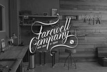 Brand and Identity / A selection of amazing graphic design
