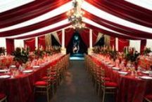 Russian Themed Party / Apollo created this bespoke Russian themed party for a joint 18th and 21st birthday celebration.  As is the case with many of our parties this event was staged in a large marquee which we erected in the clients garden.