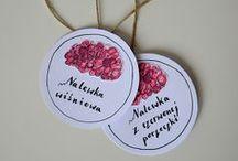Hortensjowy ślub - papeteria, poligrafia i florystyka / kolory i motyw przewodni: różowa hortensja, jesienna hortensja wykonanie i zdjęcia: minwedding