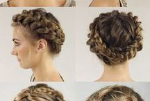 Hairstyles / by єlαчnα🎀😻💦