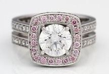 Engagement Rings / Handcrafted and Designed by Rohan Jewellery.
