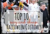 Holidays: Halloween / A little spooky and a lot of fun, simple ideas to make Halloween frightfully delightful!