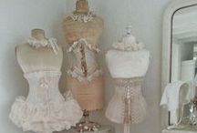 Antique dressforms