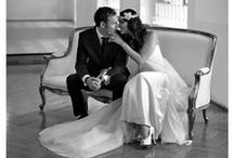 WEDDINGS & LOVE / Couples in love + inspiration for wedding shoots