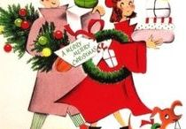 Vintage jul / Gamla julbilder