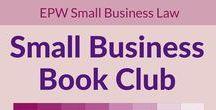 Business Books / Books for small biz owners, entrepreneurs, startups, consultants, etc.