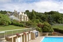St Julians Club Sevenoaks / St Julians Club  Private members Club for families with outdoor pools, bar, restaurant and tennis courts